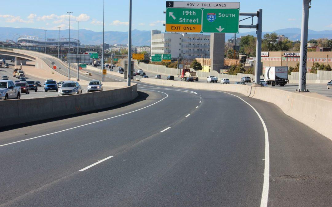 I-25 Managed Lanes