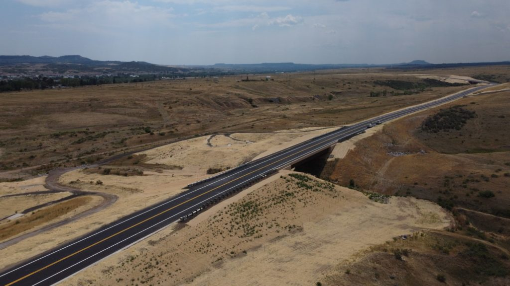 CAPA Best in Colorado Category - Urban Highway New or Reconstruction - Southern Connector Project in Douglas County