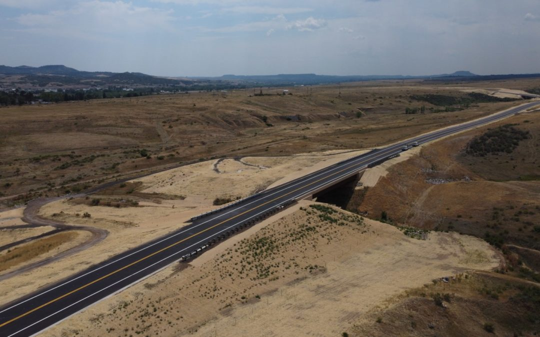 Urban Highway New or Reconstruction: Southern Connector Project in Douglas County