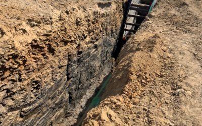 RidgeGate – Happy Canyon Trunk Sanitary Sewer Project