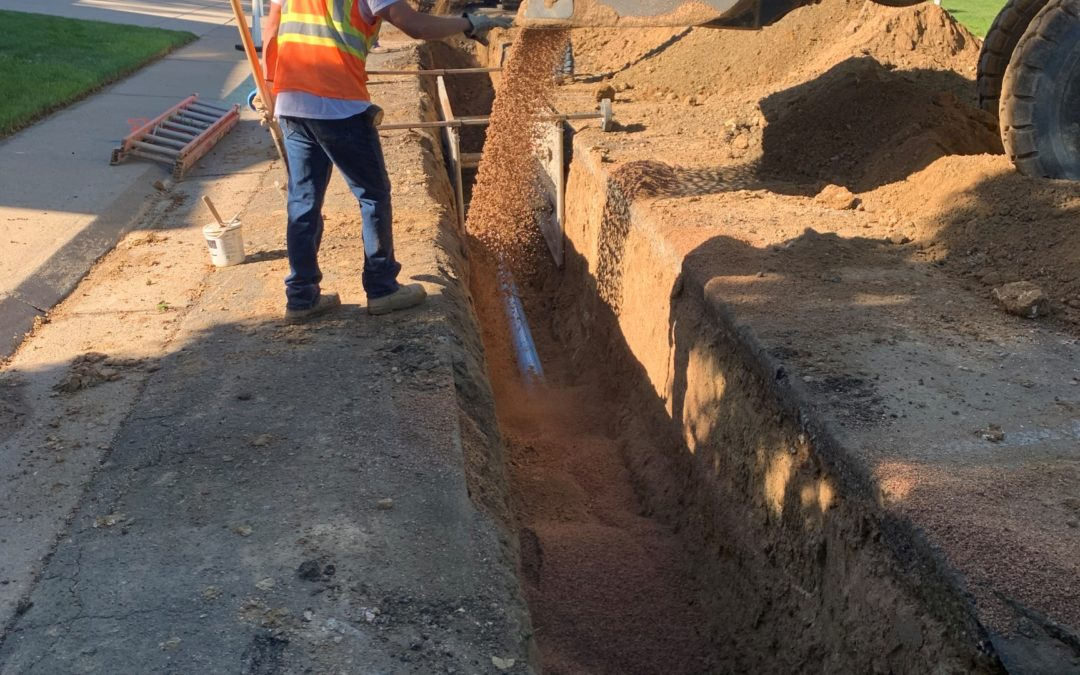 Southgate Waterline Replacement Project